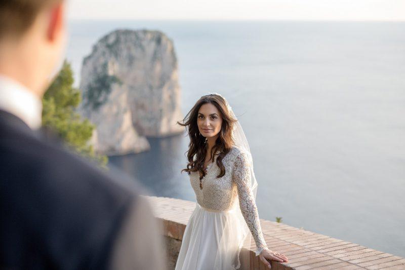 3fd8849d6d Álomesküvő Capri varázslatos szigetén, Daalarna ruhában