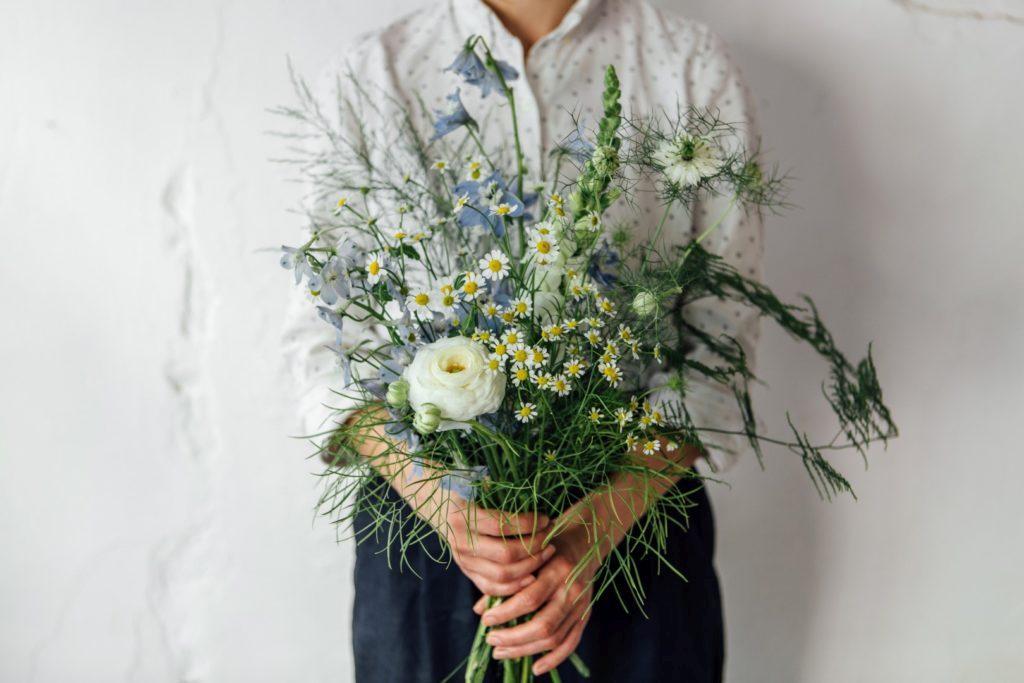 ,borzaskata,virág,menyasszonyi csokor,wild flower bar,