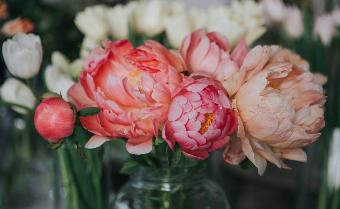 ,bazsarózsa,pünkösdi rózsa,peony,wild flower bar,esküvői virág,dekoráció,virágcsokor,menyasszonyi csokor,