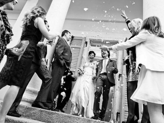 Vigh Csaba és Dósa Barbara esküvője