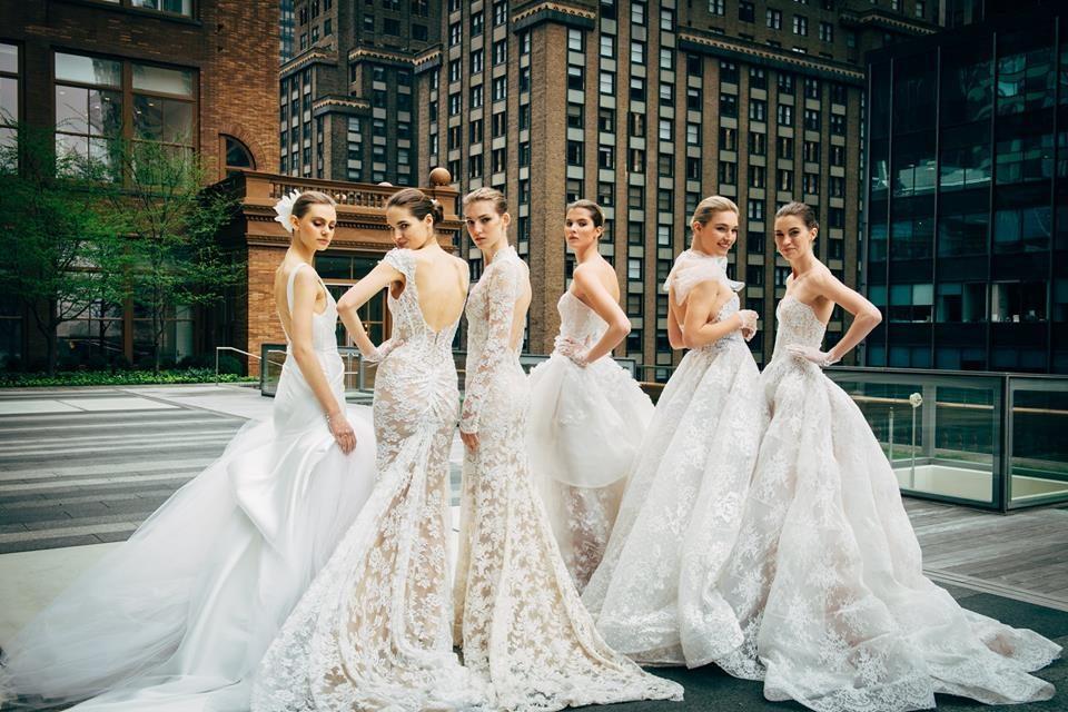 Menyasszonyi ruha 2018