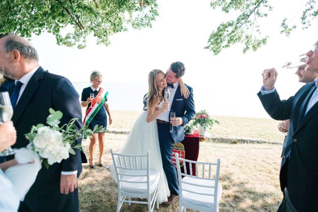 Szandra és Gergő nem szeretett volna tökéletes esküvőt