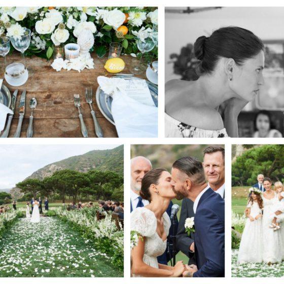 Bianca Balti esküvője