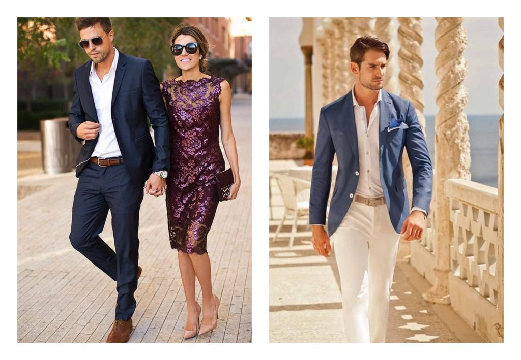 3d15c9007a Esküvői férfi divat - Öltöny, szmoking, frakk vagy zsakett?