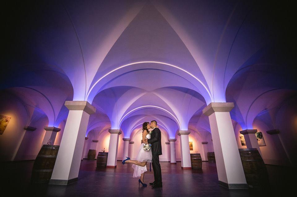 6 különleges nyári esküvői helyszín - Kristinus Borbirtok, Kéthely