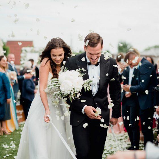 Nagy Szofi & Megyeri Balázs esküvő: Apuka & anyuka után férj és feleség