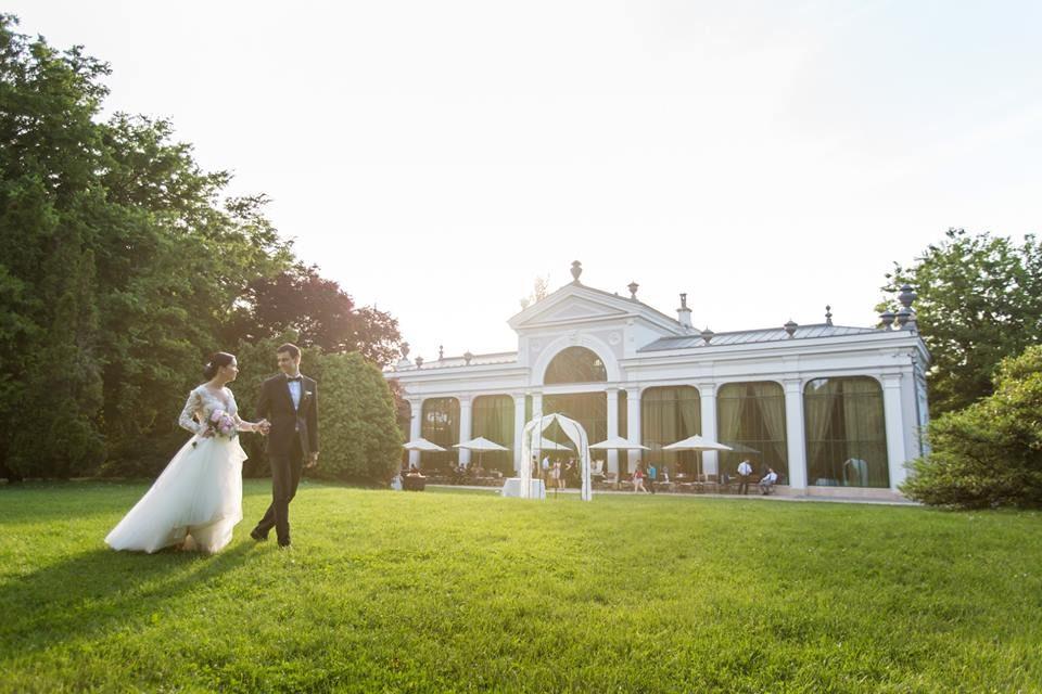 6 különleges nyári esküvői helyszín - Pálmaház, Tata