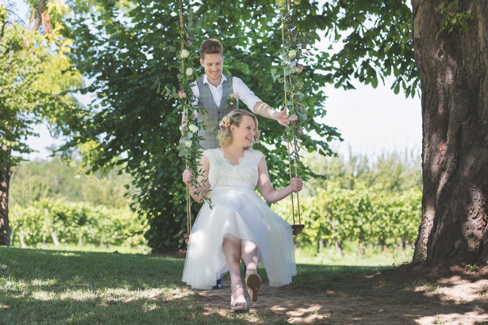 Jane Austen után szabadon - Noa és Balu esküvője