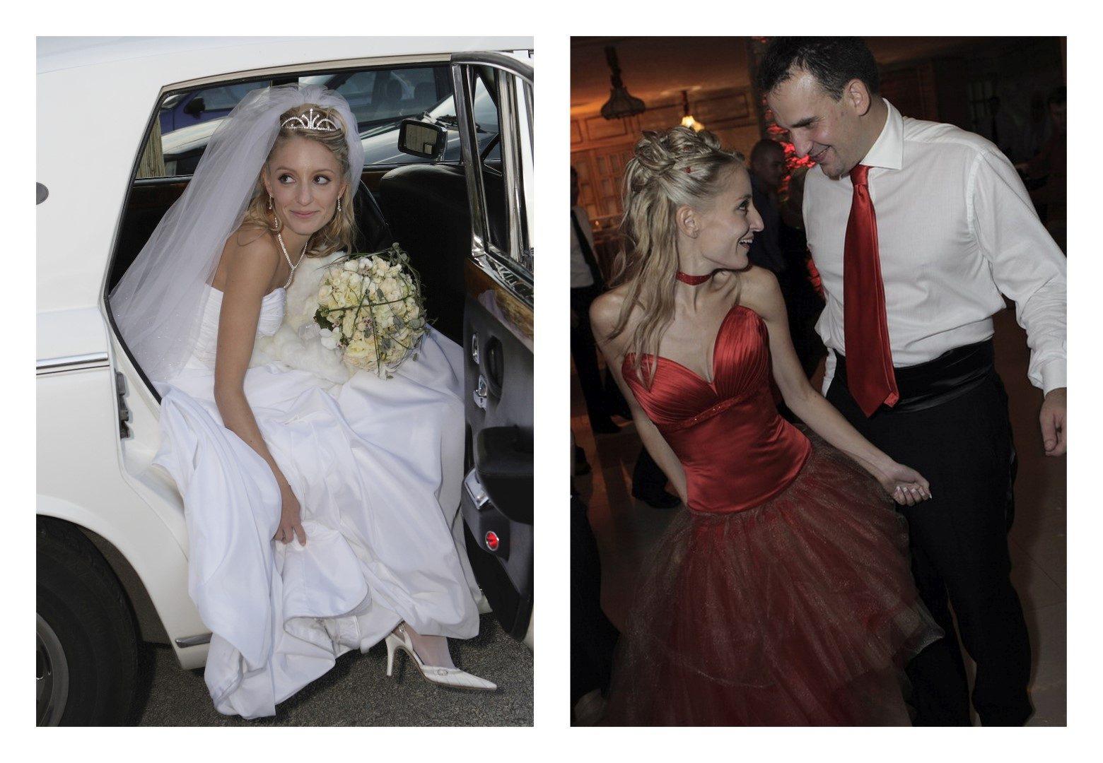 Vágvölgyi Andrea esküvőszervező