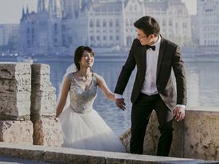 Budapest, mint esküvői helyszín
