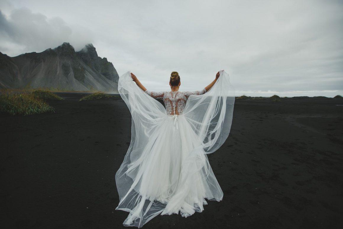 esküvői kreatív fotózás izlandon