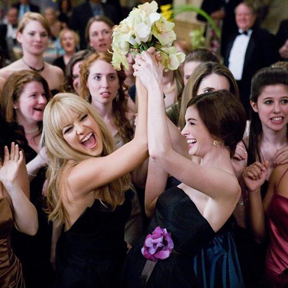 romantikus film esküvő