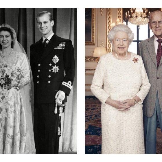 II. Erzsébet királynő esküvője
