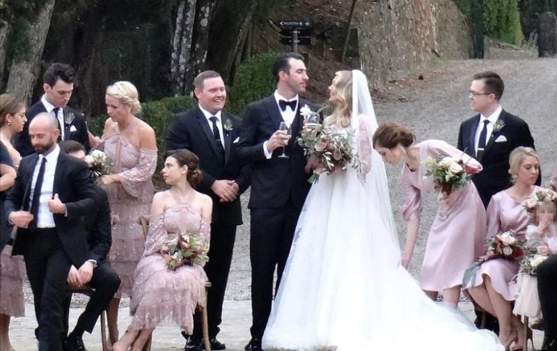 Kate Upton esküvője