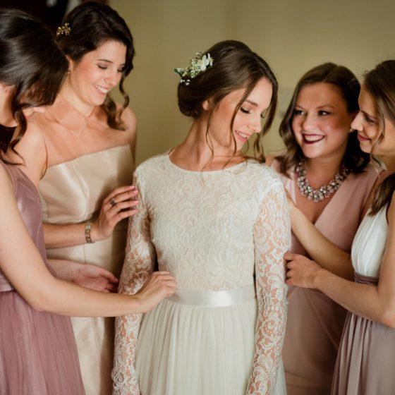 tökéletes esküvői ruha