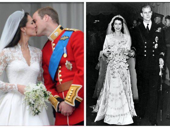 királyi esküvők