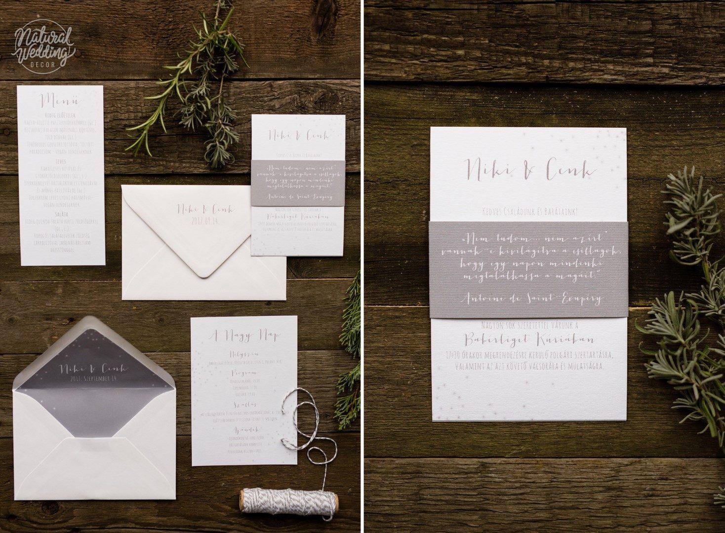 Milyen legyen az esküvői meghívó  - Tippek 893cddab79