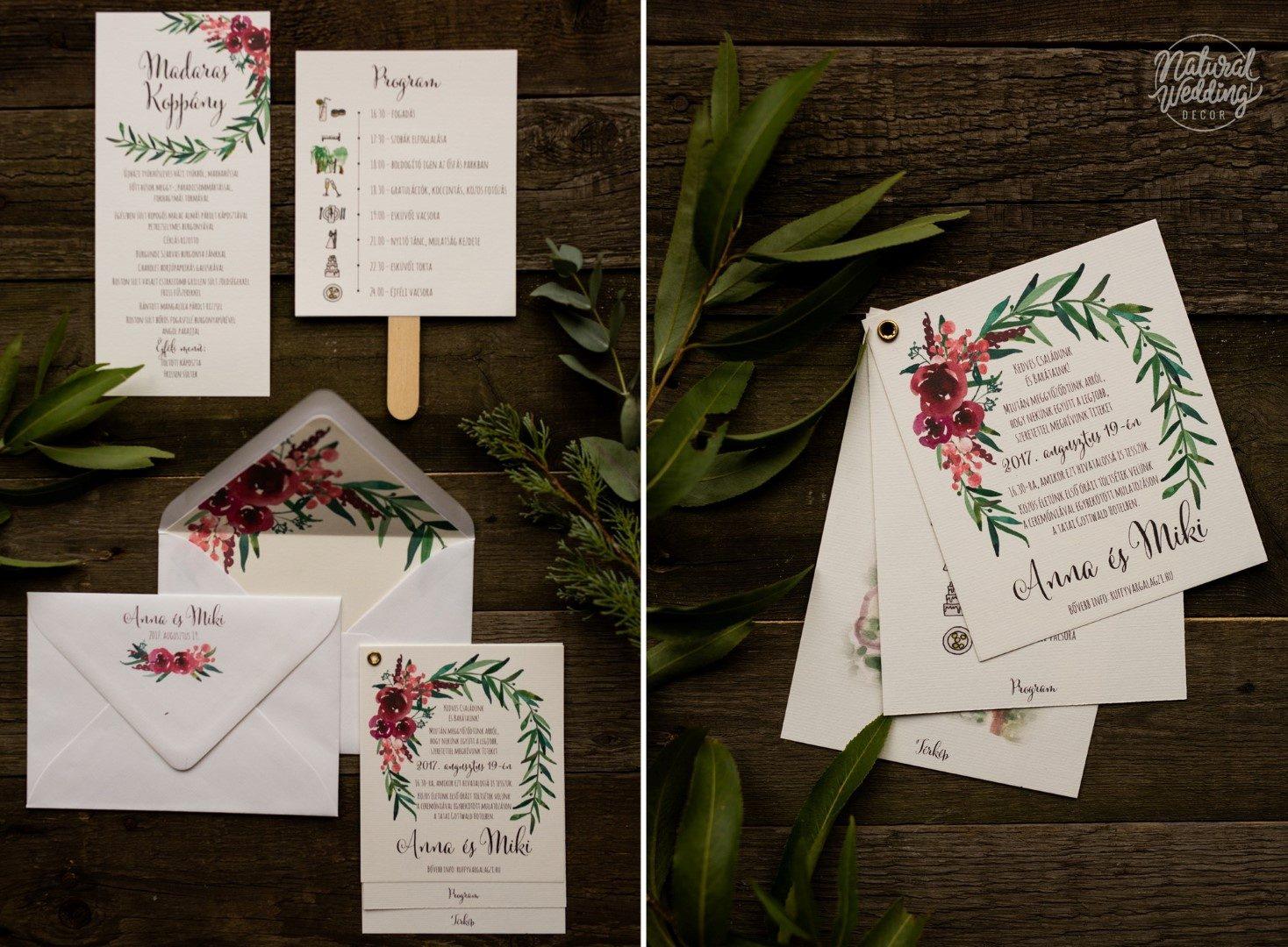 59b8ce5b8a Milyen legyen az esküvői meghívó? – Tippek, trendek, ötletek & inspirációk