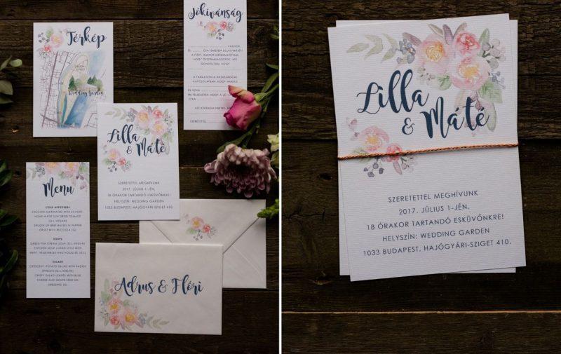 7cc76904c4 Milyen legyen az esküvői meghívó? - Tippek, trendek, ötletek ...