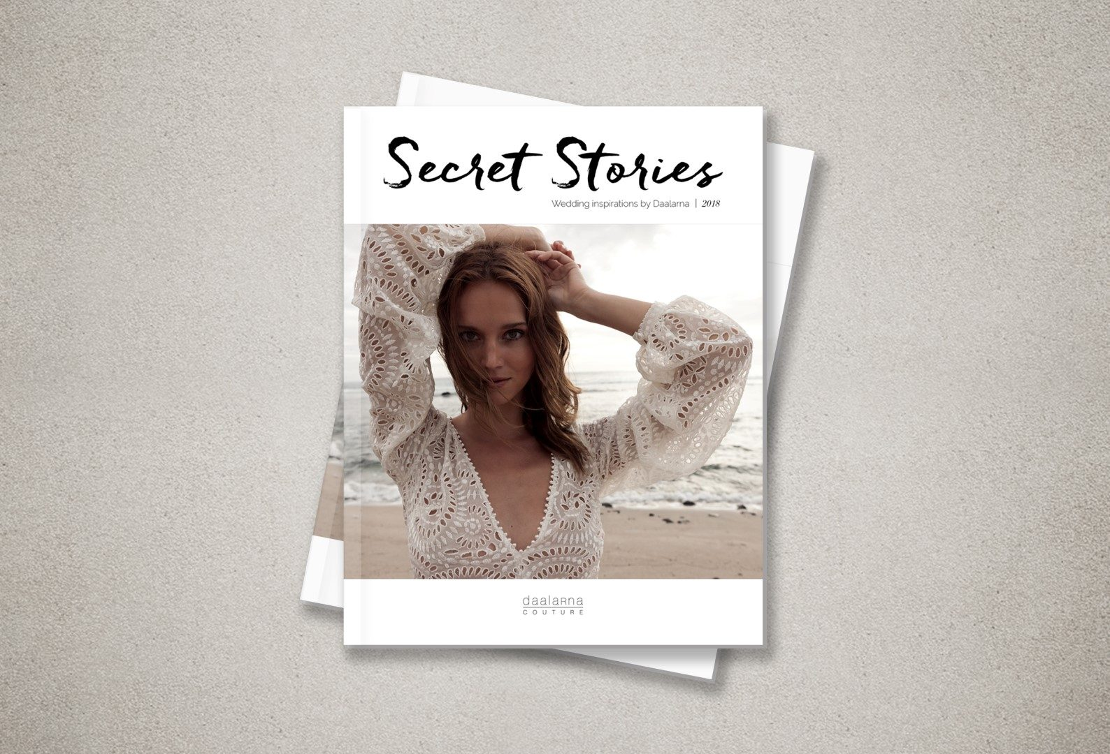 Secret Stories magazin 2018