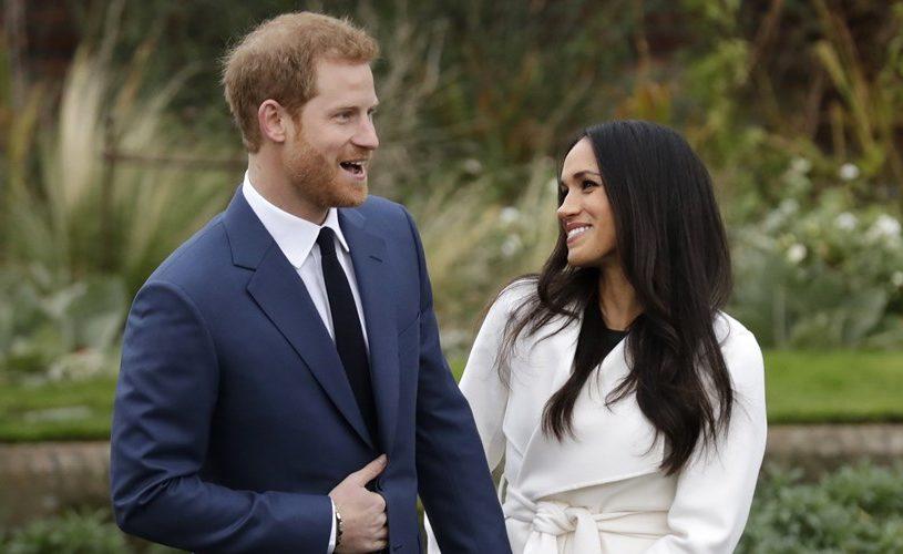 Meghan Markle és Harry herceg esküvője
