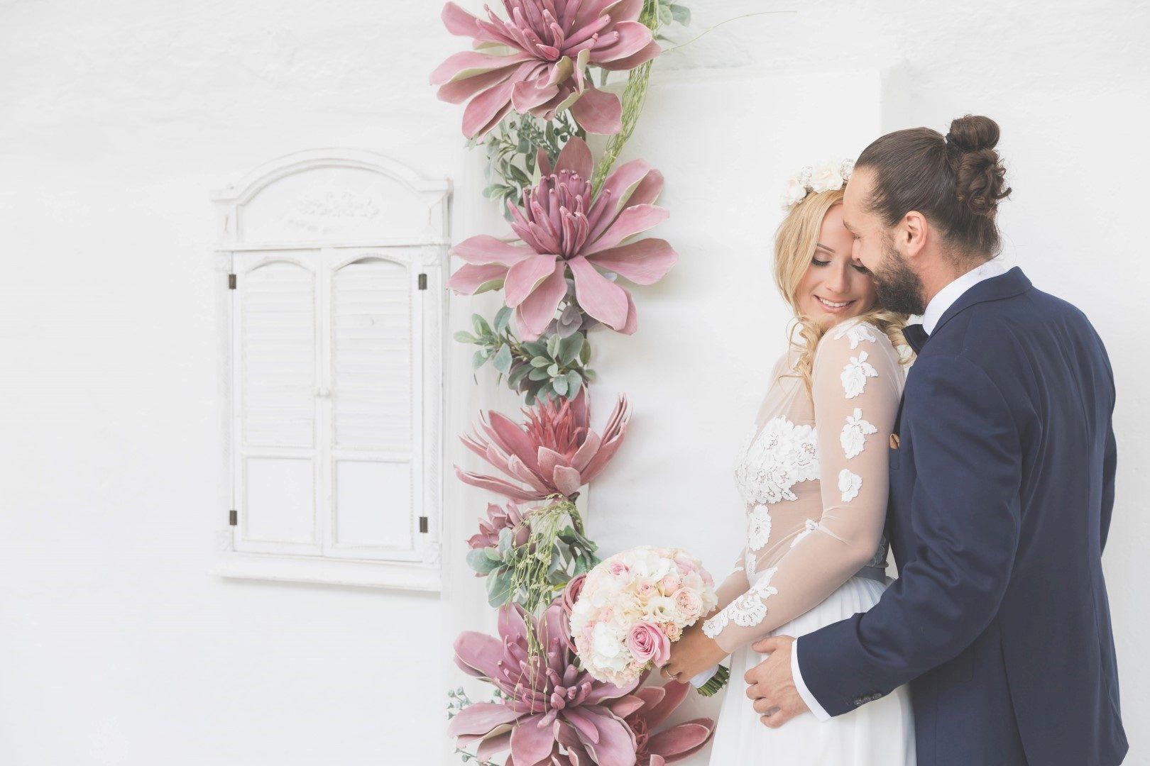 beltéri esküvő