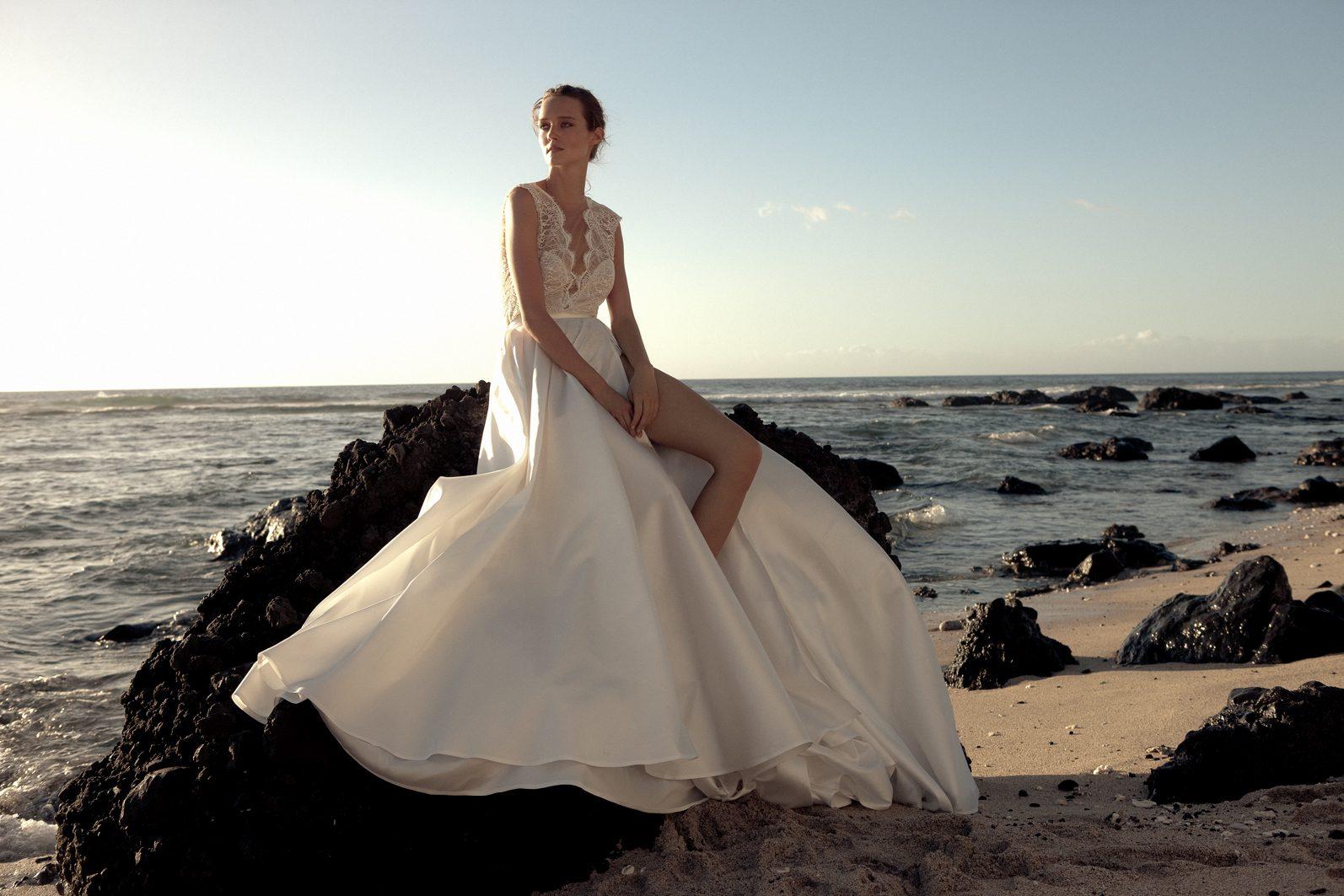 Daalarna SUNSET – Benes Anita legújabb, 2019-es esküvői ruhakollekciója