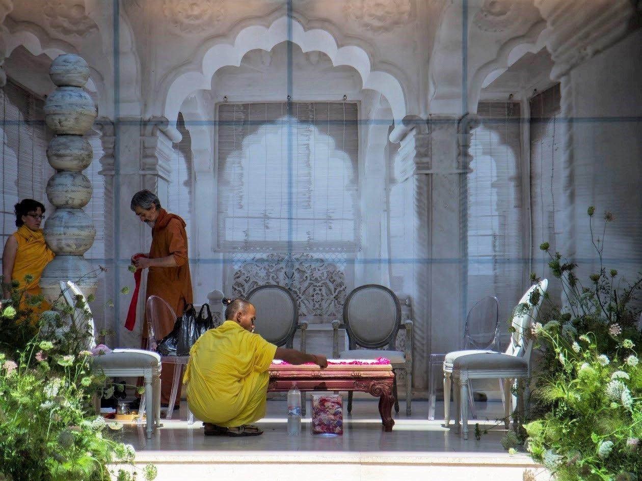 5c3818a36c Egy különleges indiai esküvő Budapesten - kulisszatitkok