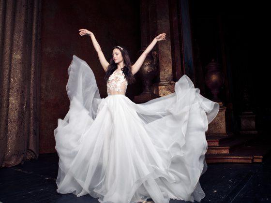 Felméry Lili, a Magyar Nemzeti Balett magántáncosnője