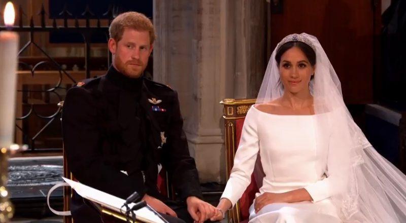 Íme Meghan Markle esküvői ruhája - FOTÓK