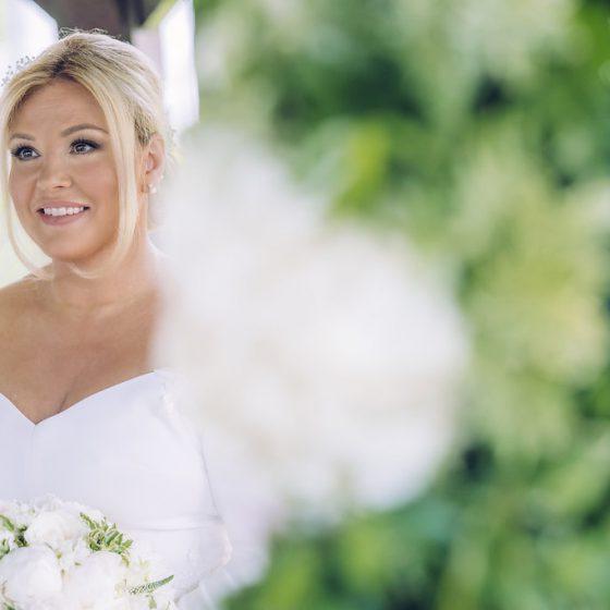 Liptai Claudia esküvői ruhája