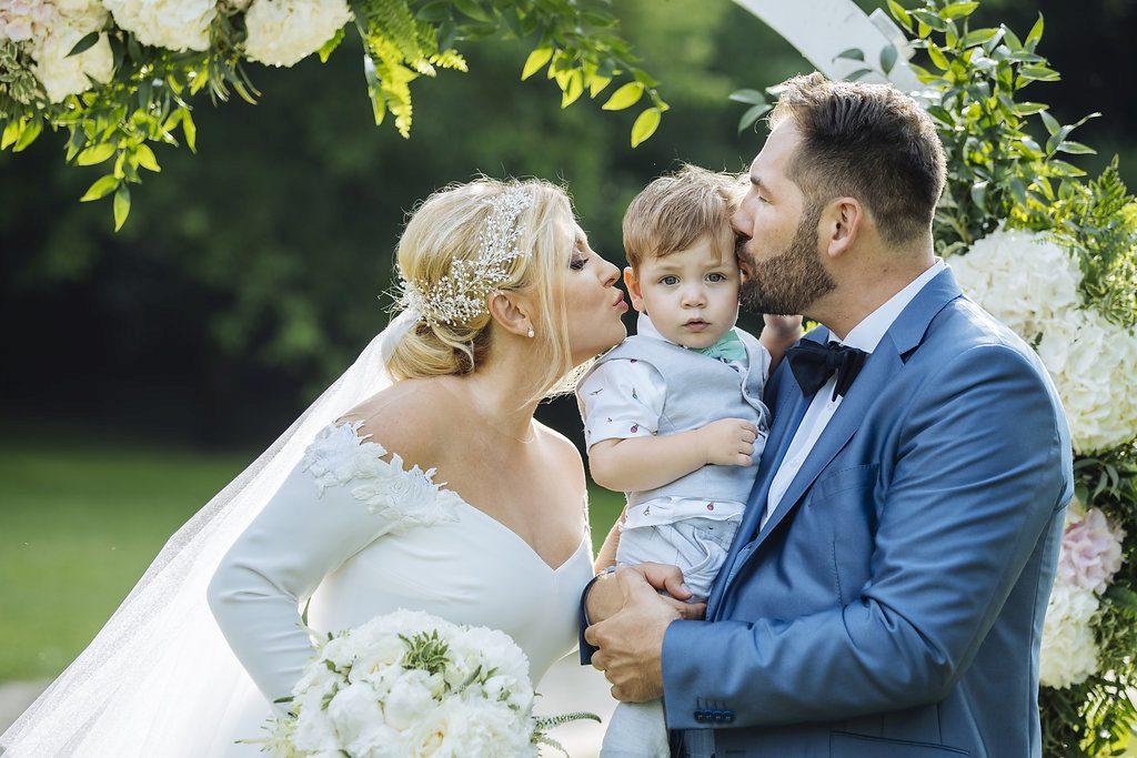 Liptai Claudia esküvője