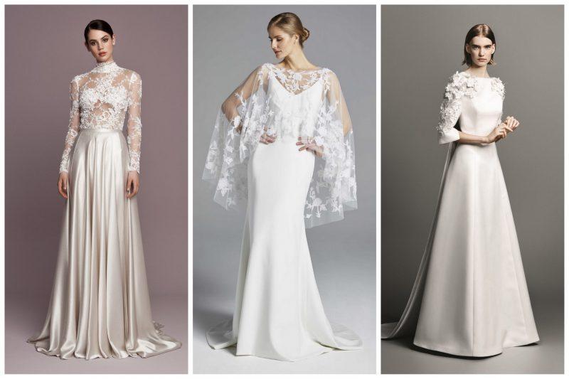 090b77f1a7 Ilyen lesz a menyasszonyi ruha 2019-ben - Esküvői ruha trend