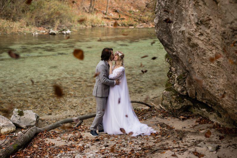 természetközeli esküvő