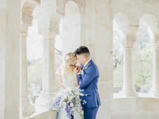 esküvői styled shoot