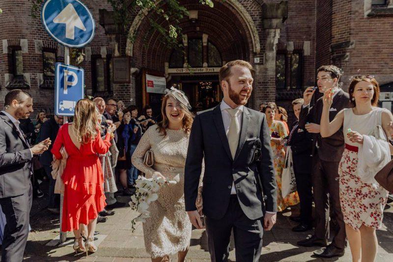 amszterdami esküvő