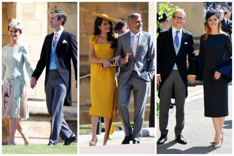 Meghan és Harry esküvői vendégeitől is elleshettek pár stílustrükköt d9fbec9e17