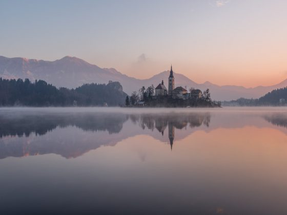 Nászút a világ körül: a szlovéniai Bled mesevilága