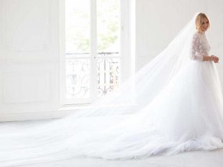 chiara ferragni esküvői ruhája