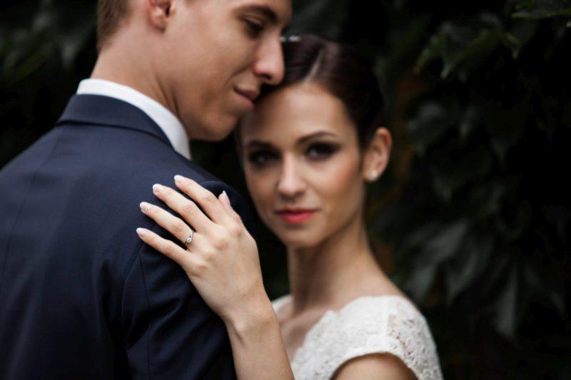 """""""Elég a gyűrűmre nézni, és jókedvem lesz"""" - Felméry Lili és Balázsi Gergő esküvője"""