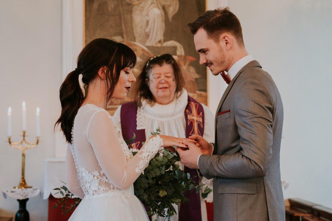Egy izlandi esküvő, Pamela és Gábor nagy napja a Secret Stories-on!
