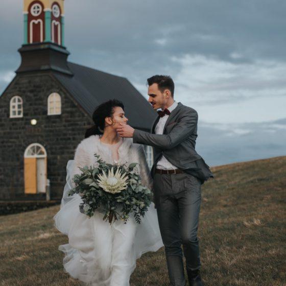 izlandi esküvő