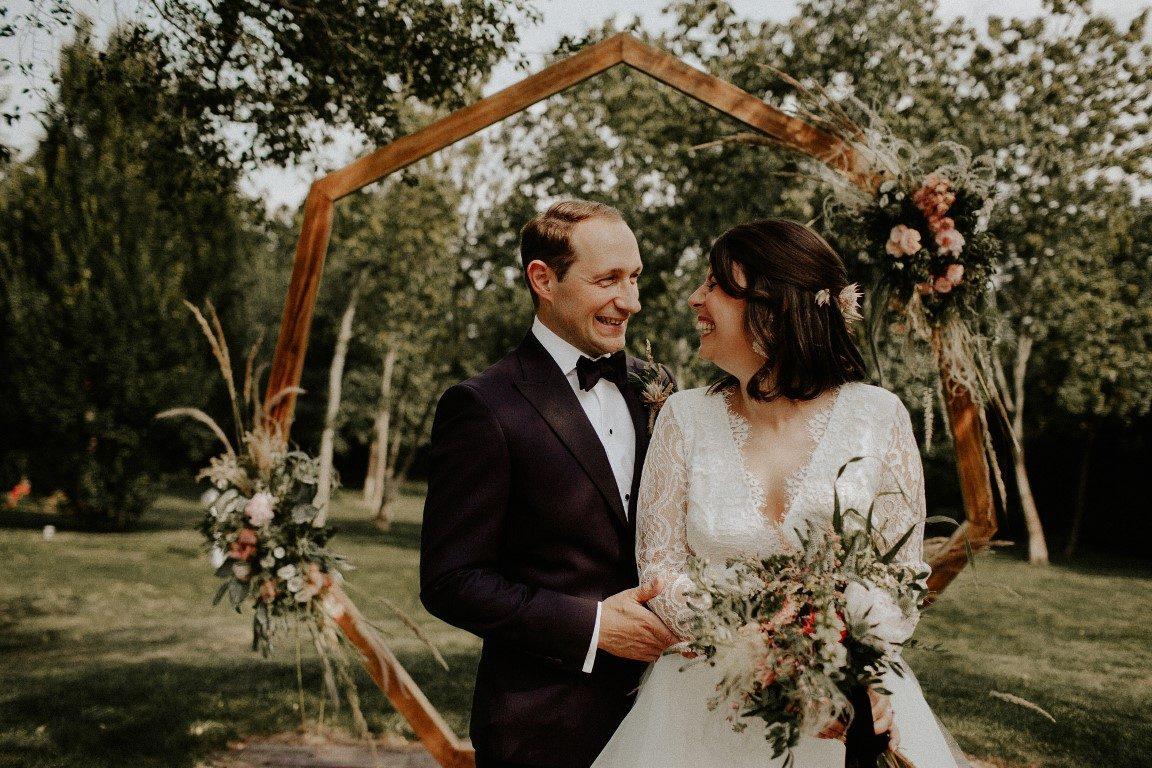 környezetbarát esküvő