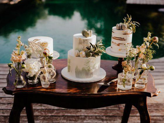 Esküvői tortatrendek 2019