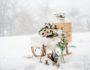 havas téli esküvő