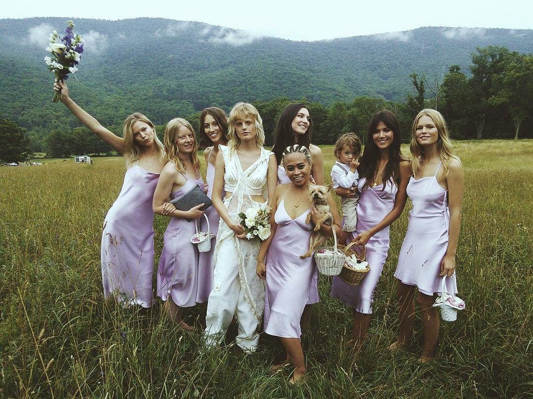 ,hanne gaby,esküvő,modell