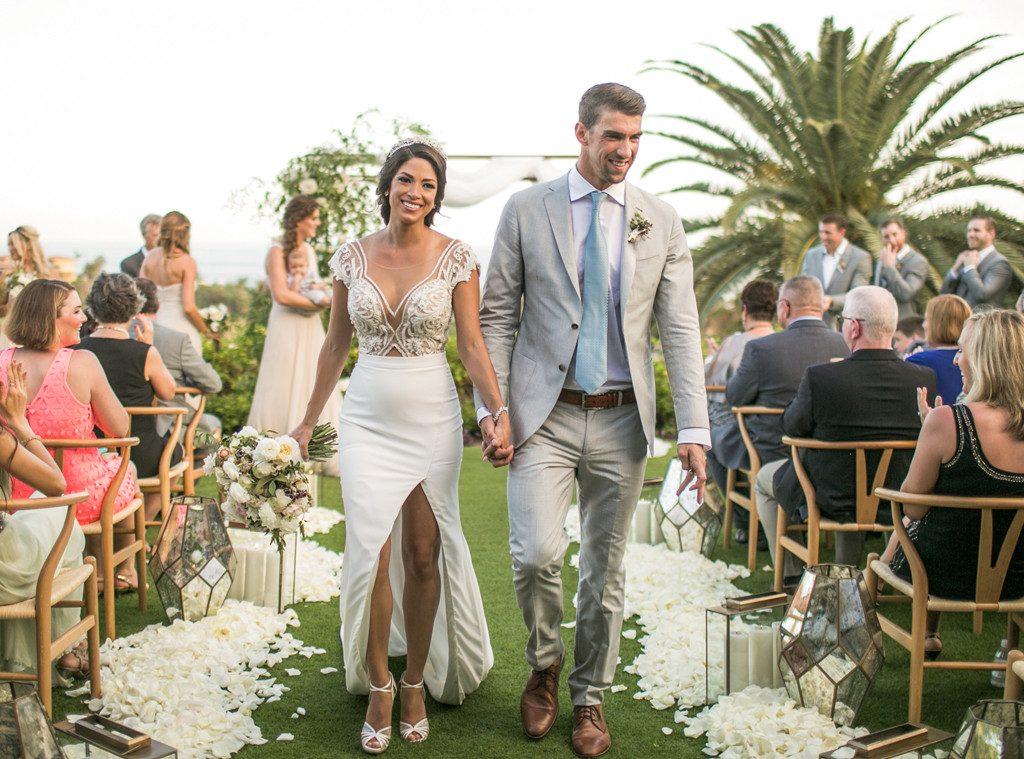 ,michael phelps,michael phelps esküvő,nicole johnson,phelps esküvő,sztáresküvő,michael phelps házasság,phelps barátnője,phelps felesége,