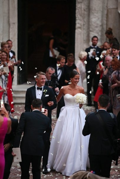 ,bastian schweinsteiger,ana ivanovic,esküvő,sztáresküvő,