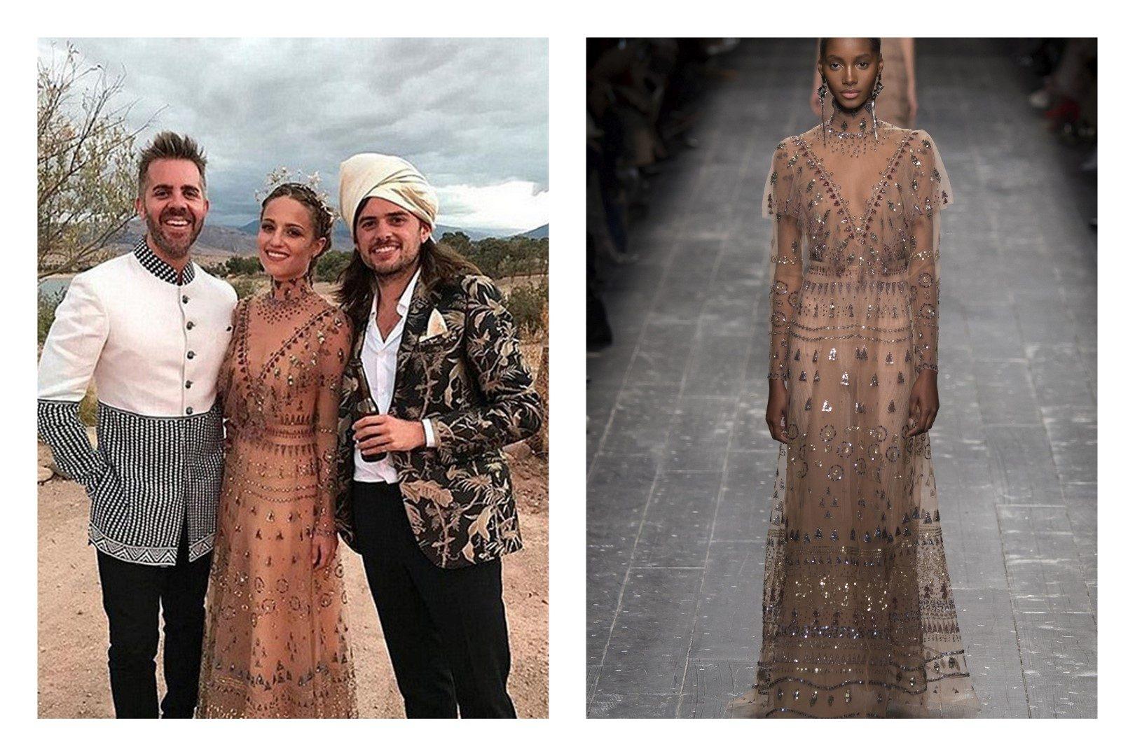 ,sztáresküvő,Dianna Agron esküvő,Dianna Agron Winston Marshall,sivatag,sivatagi esküvő,marokkó,marokkói esküvő,marokkói sivatag,esküvő sivatagban,különleges esküvői helyszínek,indiai esküvő,arab esküvő,hagyományok,