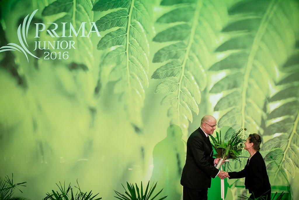 Junior Prima Zeneművészeti díjátadó gála 2016
